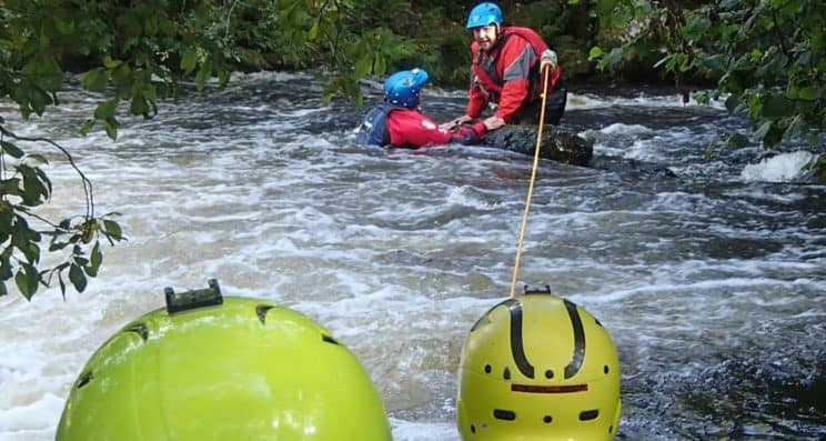 Advanced White Water Safety and Rescue. A