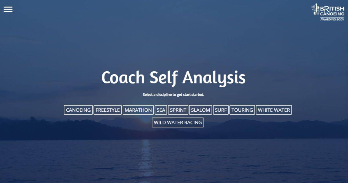 NEW Coach Self-Analysis Tool and NEW Digital Library