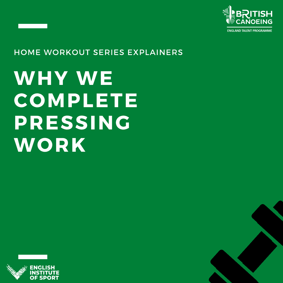 Why we Complete Pressing Work